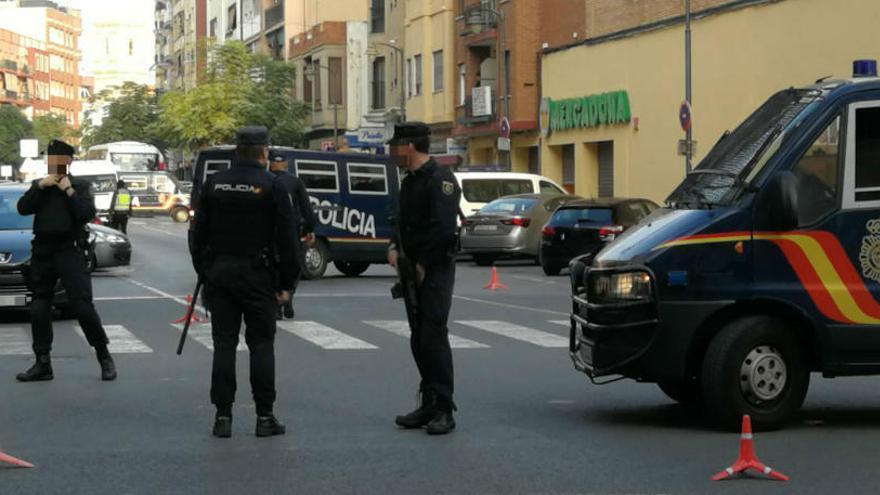 Detenidos dos presuntos yihadistas en las provincias de Valencia y Alicante