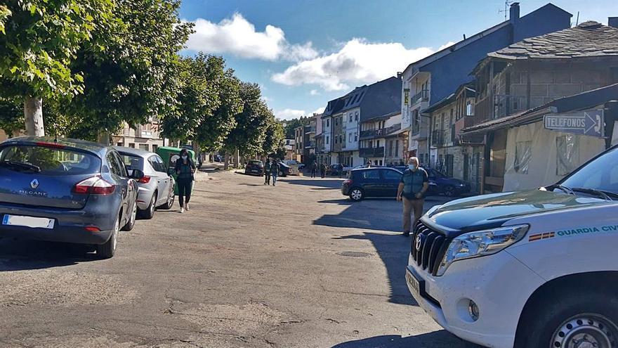 Un guardia civil, entre los cinco investigados en una redada contra las drogas en Sanabria