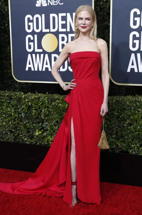 77th Golden Globe Awards - Arrivals - Beverly ...
