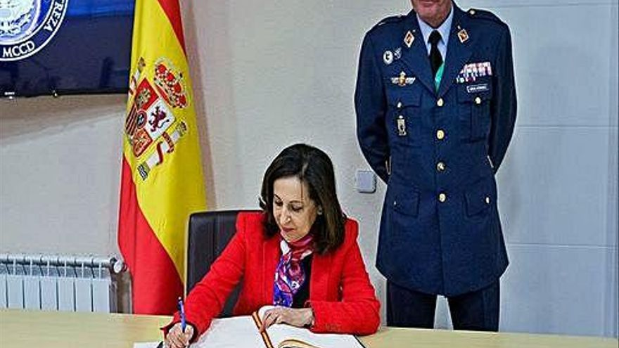 El Govern aprovarà avui una despesa militar de 7.331 milions d'euros