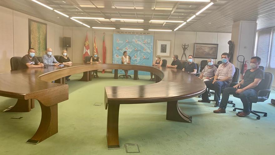Alcaldes de La Guareña piden a la Junta que refuerce la cita previa para mejorar la atención sanitaria