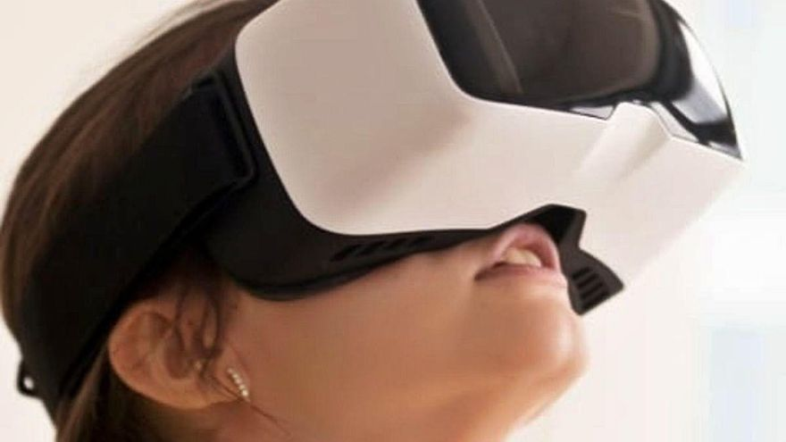 Ramon Molons i la realitat virtual per superar les pors