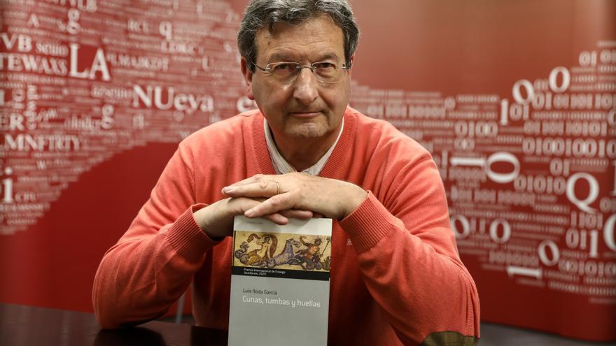 """Luis Roda, sobre su nueva obra: """"El placer de conversar y viajar no te lo pueden manejar"""""""
