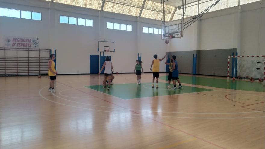 Bétera inicia el verano con los campus deportivos para los más pequeños
