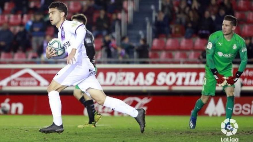 El CD Tenerife ficha a Adrián Herrera y lo cede al Zamora