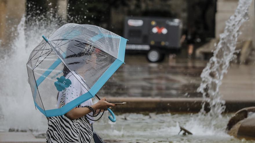 Alerta per ruixats intensos i fortes tempestes aquest dimecres
