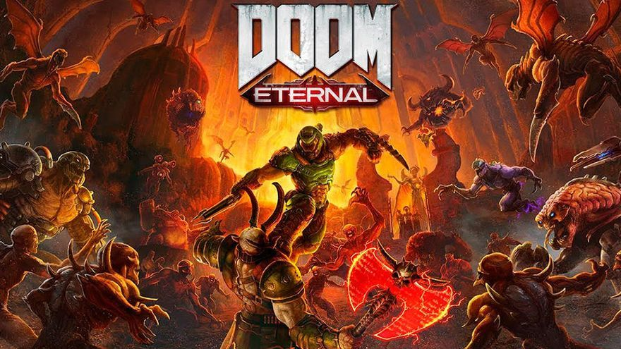 DOOM Eternal llevará el fuego del infierno a Nintendo Switch estas navidades
