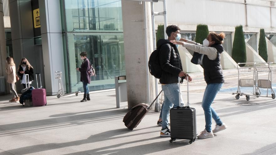 Los ciudadanos de Baleares viajaron un 48% menos en 2020