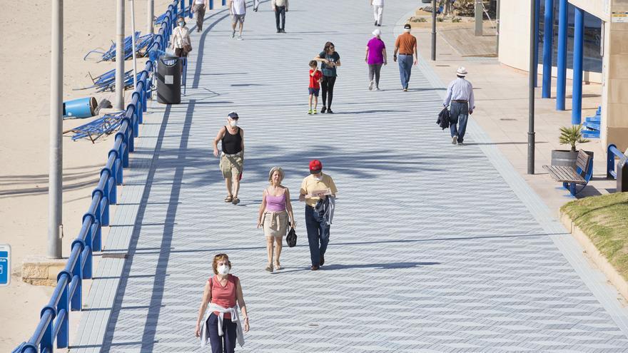 El tiempo en Alicante: fin de semana veraniego con máximas de hasta 37 grados