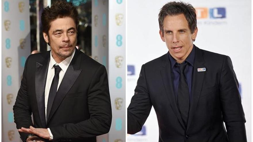 Benicio Del Toro, a las órdenes de Ben Stiller en una serie