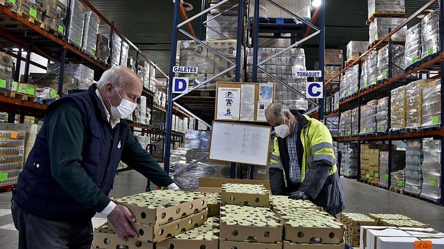 La Fundación 'la Caixa' duplica con un millón de euros los donativos a la acción 'Ningún hogar sin alimentos'