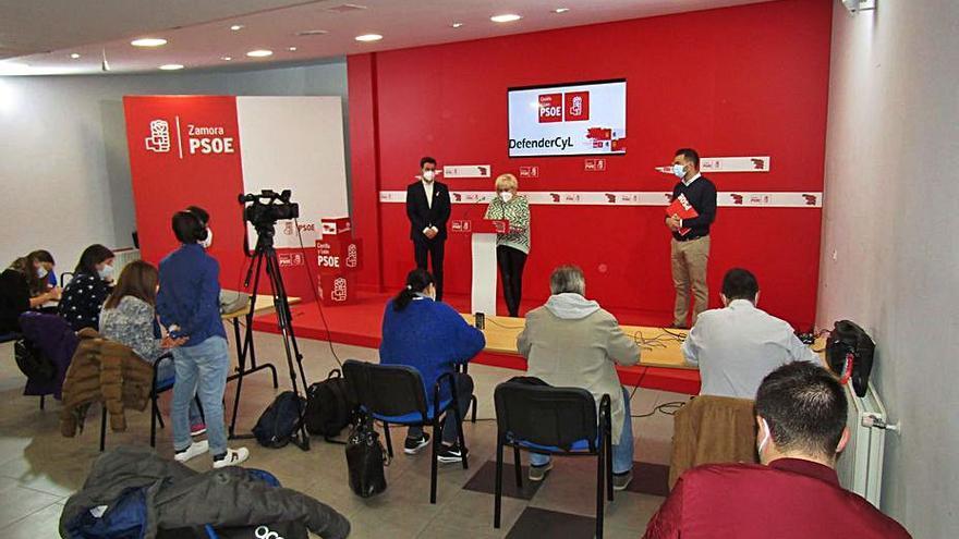 El PSOE de Zamora denuncia la desatención de pacientes que no padecen coronavirus