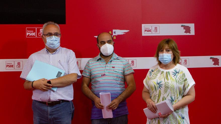 El grupo socialista de la Diputación de Zamora solicitará en el pleno la convocatoria del Consejo provincial para el diálogo social