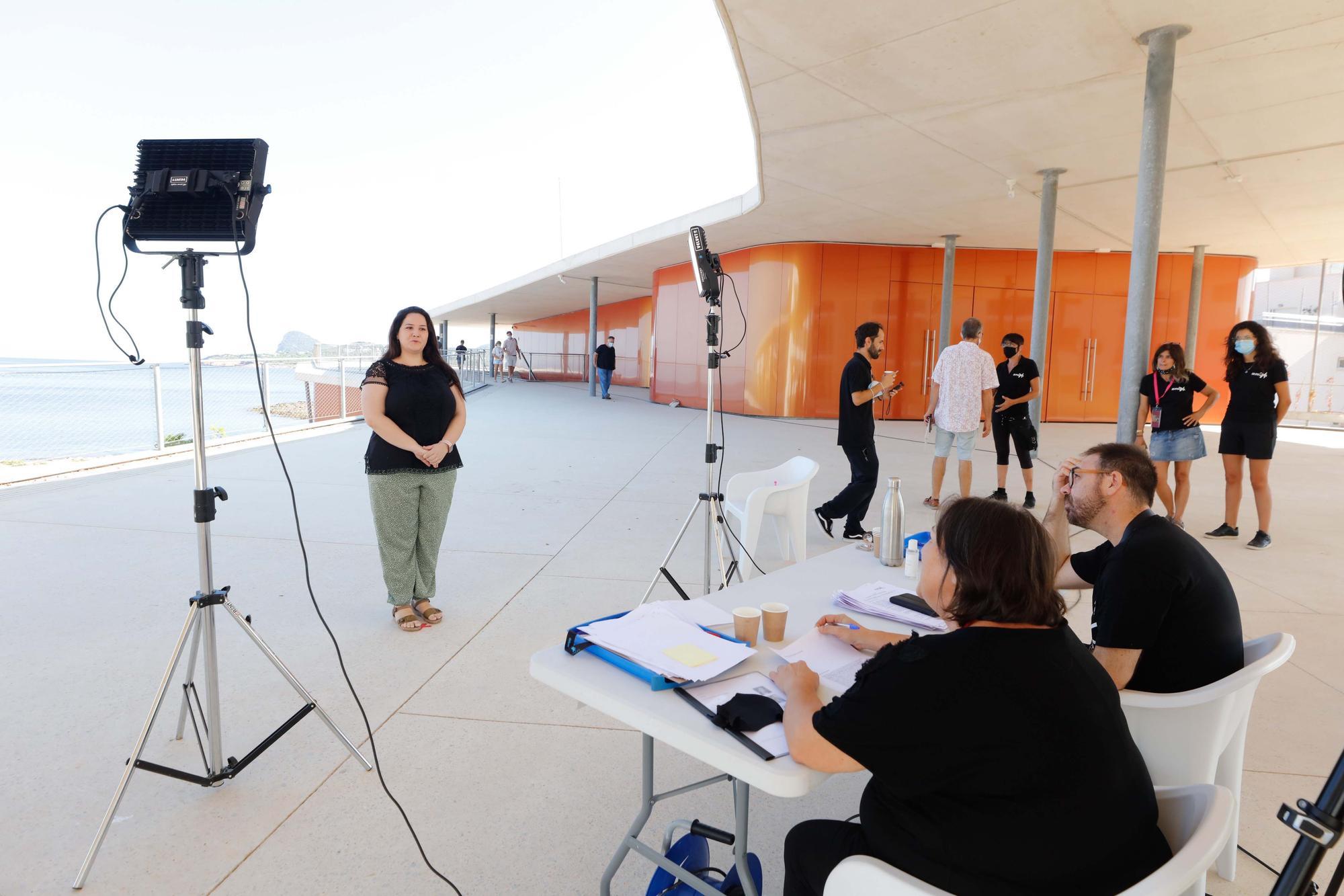 Casting en Ibiza para la película 'Es gegant des Vedrà i altres rondaies'