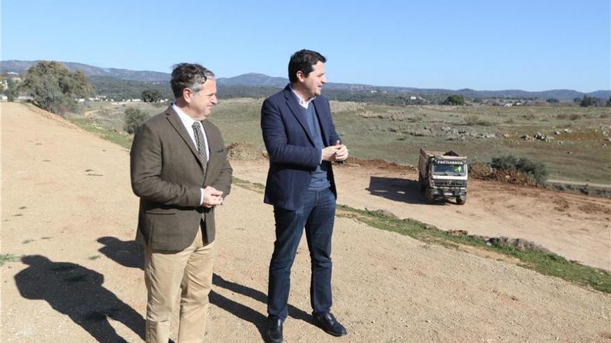 El PP pedirá explicaciones a Urbanismo por la obra 'low cost' de Mirabueno