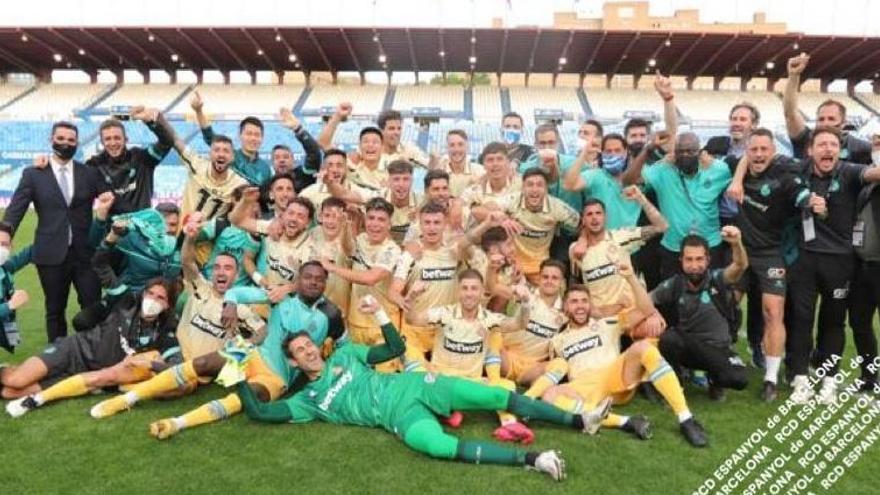 El RCD Espanyol torna a ser de primera