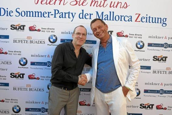 Ciro Krauthausen und Gernot Ramrath