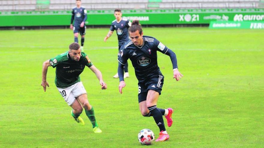 El Celta B se complica la vida en Ferrol