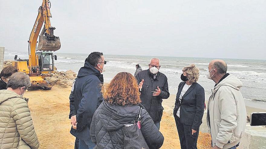 """""""Queremos hechos que confirmen que tendremos playa en el verano de 2022"""""""