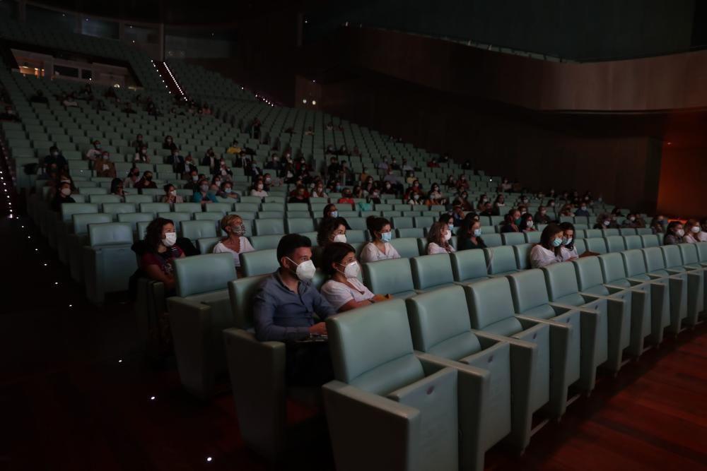 Todas las fotos del foro de educación más grande de Galicia, impulsado por FARO y celebrado entre los días 25 y 26 de septiembre en el Auditorio Mar de Vigo.