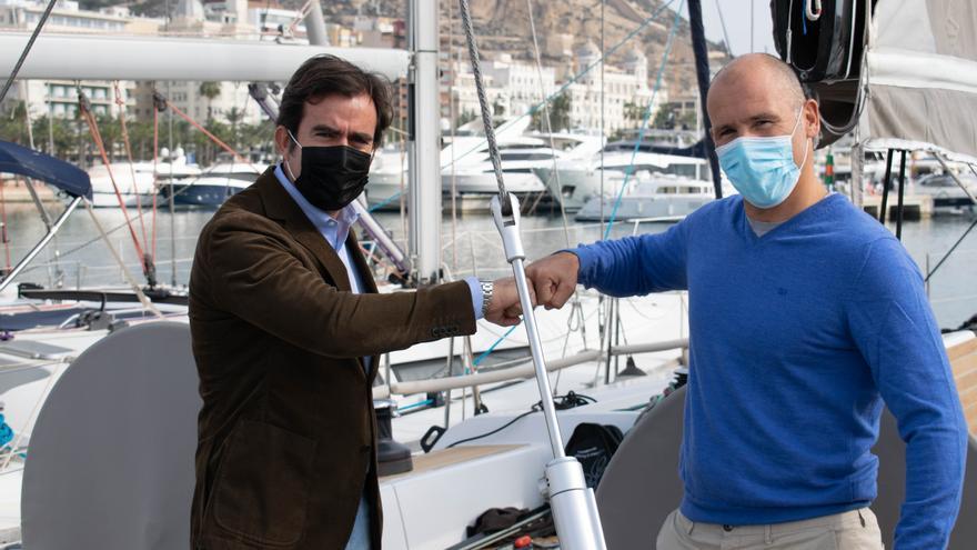 El Club de Regatas de Alicante crea una nueva Liga de crucero