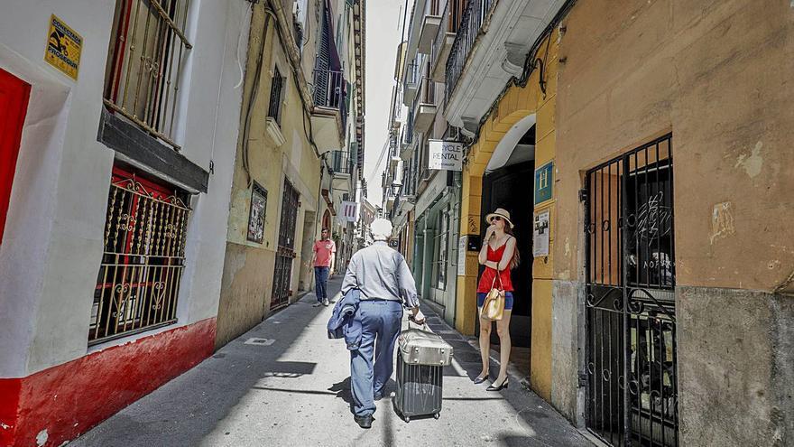 Baleares, entre las regiones con más ingresos de los usuarios de Airbnb