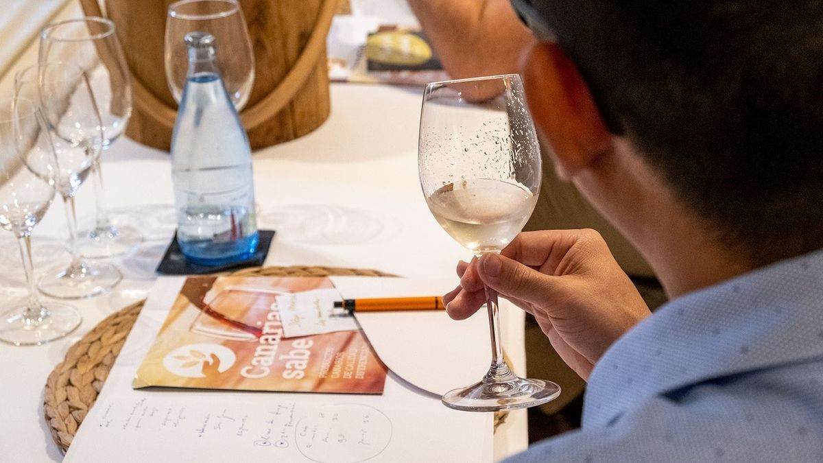 Los vinos volcánicos ganan peso en la restauración.