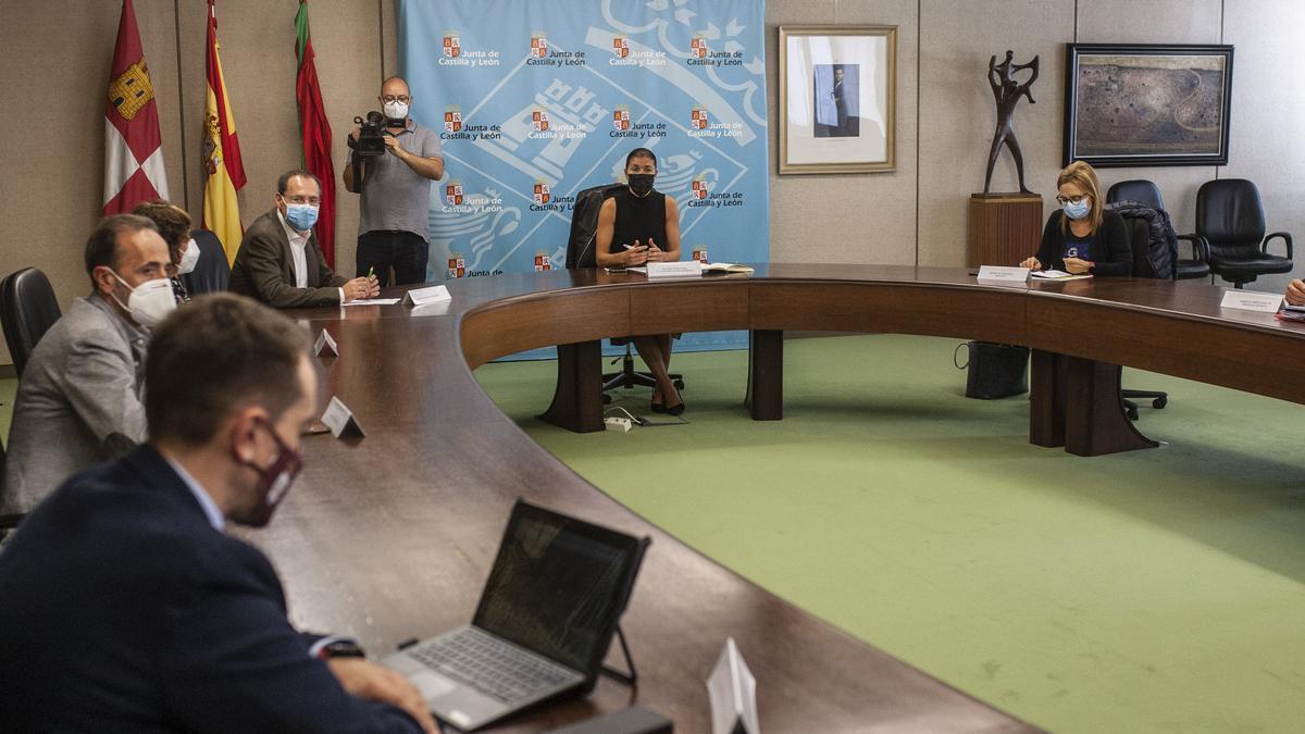 Reunión del Centro de Cooperación Operativa Integrada (Cecopi)