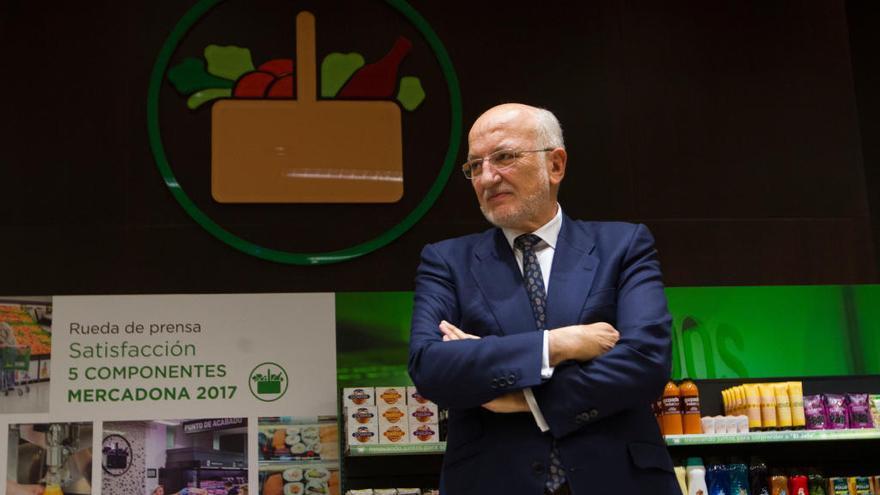 Mercadona se lleva 1 de cada 4 € que los españoles gastan en artículos de gran consumo