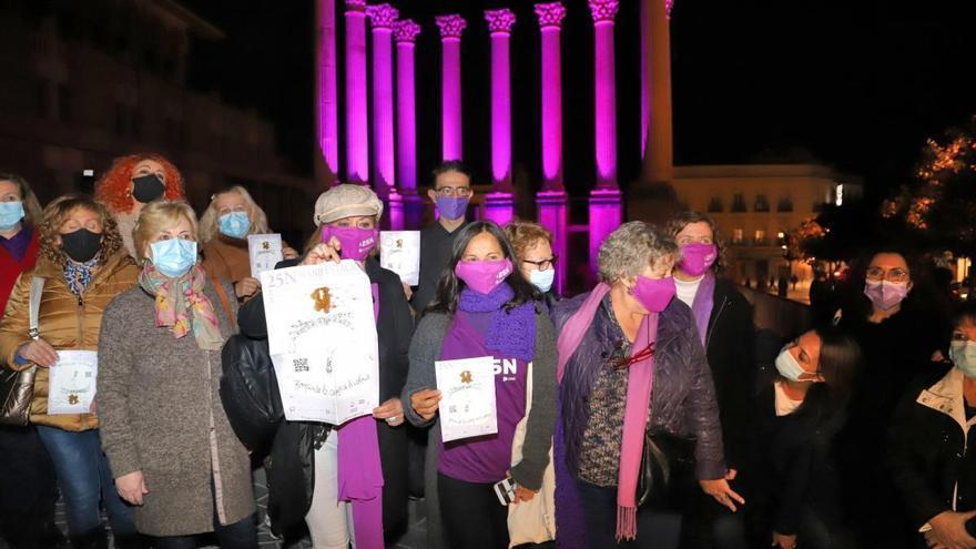 El Pleno de Córdoba ratifica su compromiso en la lucha contra la violencia machista