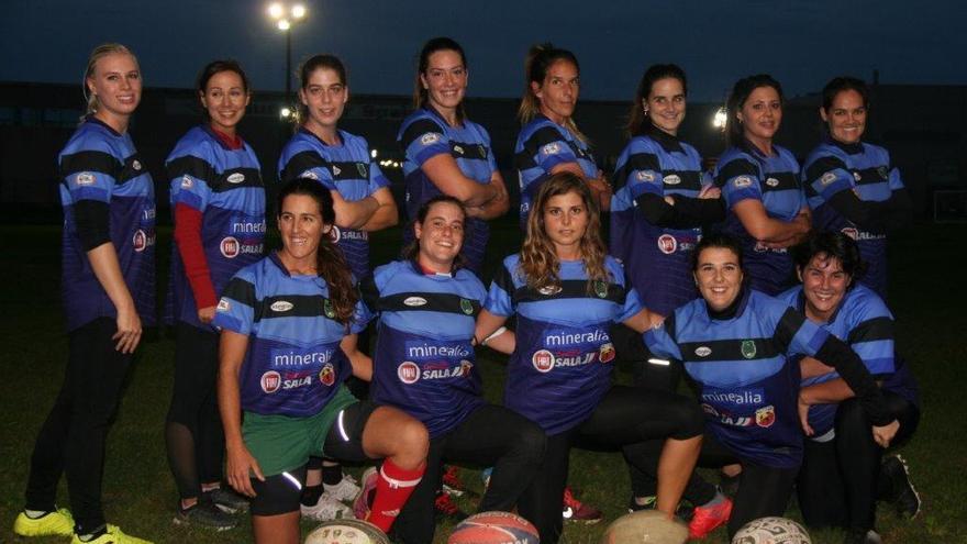 Portes obertes de «Les Valkirias», el nou equip de rugbi femení