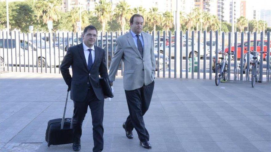 El juez da la razón a Osuna sobre su demanda contra Cruz por incumplimiento del pago de las acciones del Castellón