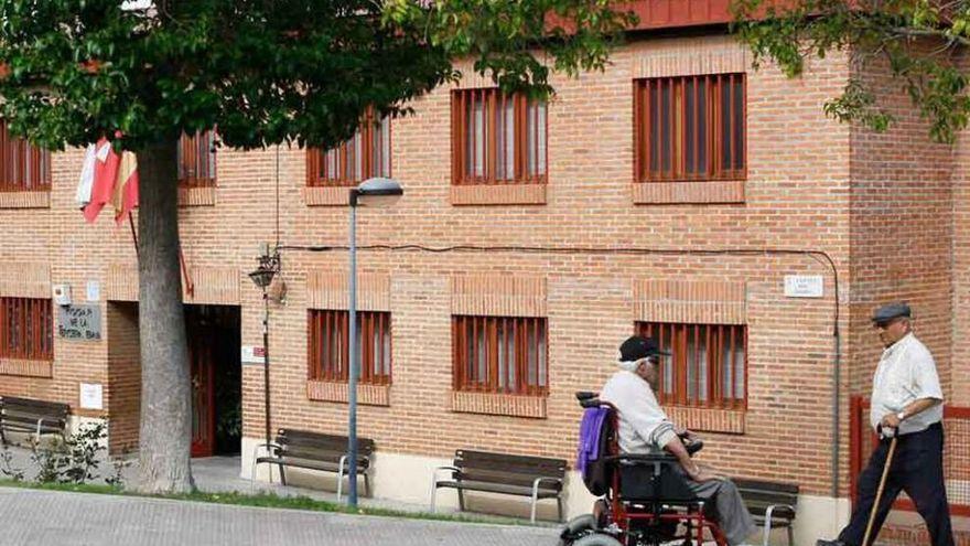 Una inversión de 316.365 garantiza el servicio en el centro de día de mayores San Lázaro de Zamora