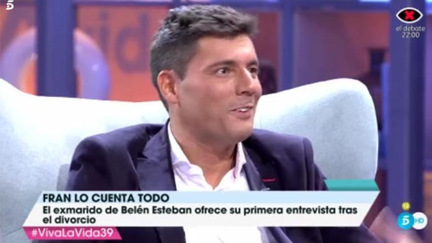 Fran Álvarez carga contra Belén Esteban