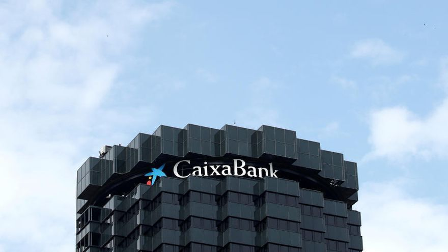 CaixaBank aportó 9.611 millones de euros al PIB español en 2020, un 0,86% del total