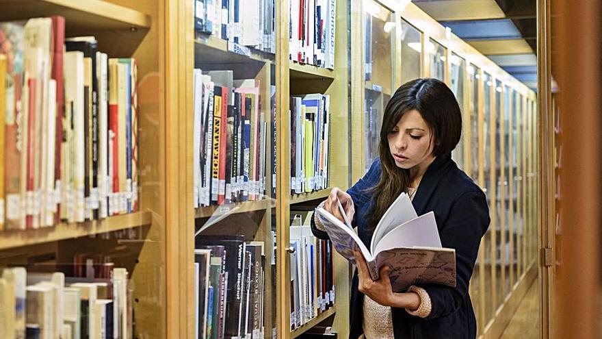 La Fundació Miró  pone nombre a su biblioteca: Pilar Juncosa