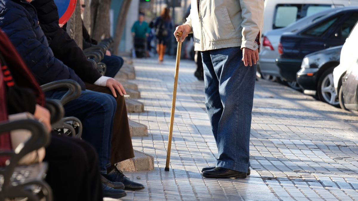 Las comunidades autónomas en las que cobran más los pensionistas.