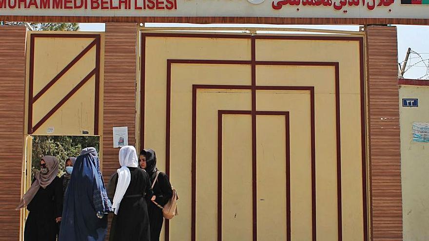 Suspenen l'educació superior mixta a les institucions d'Herat