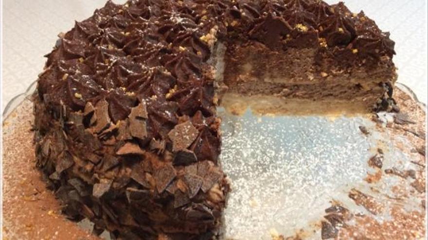 La receta de tarta de chocolate más sencilla y que te hará caer en la tentación