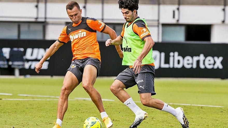 Soler vuelve con alto rango