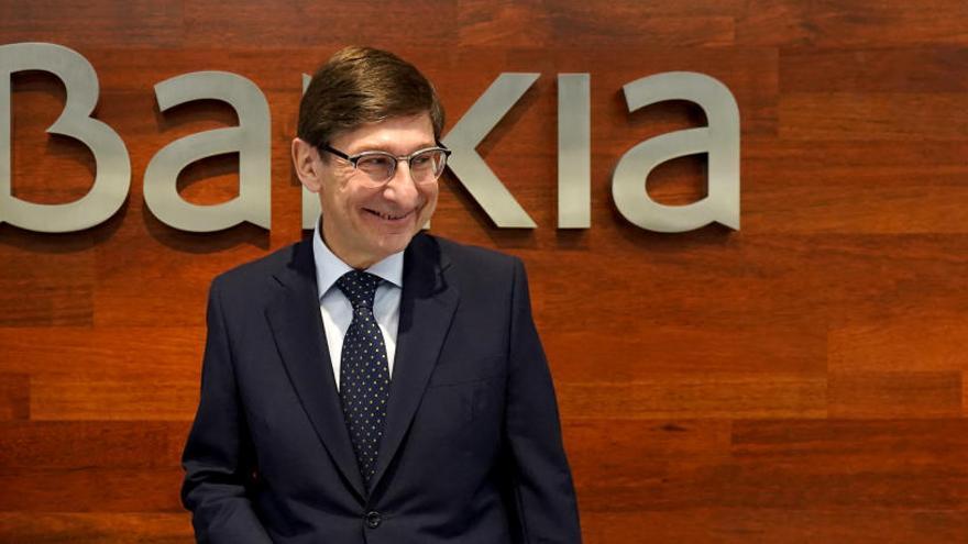 Bankia gana 541 millones en 2019, un 23% menos