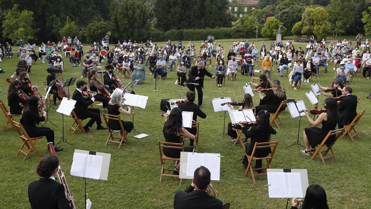 La Clásica arranca su programación de verano con un concierto en el Quiñones en homenaje a Xela Arias