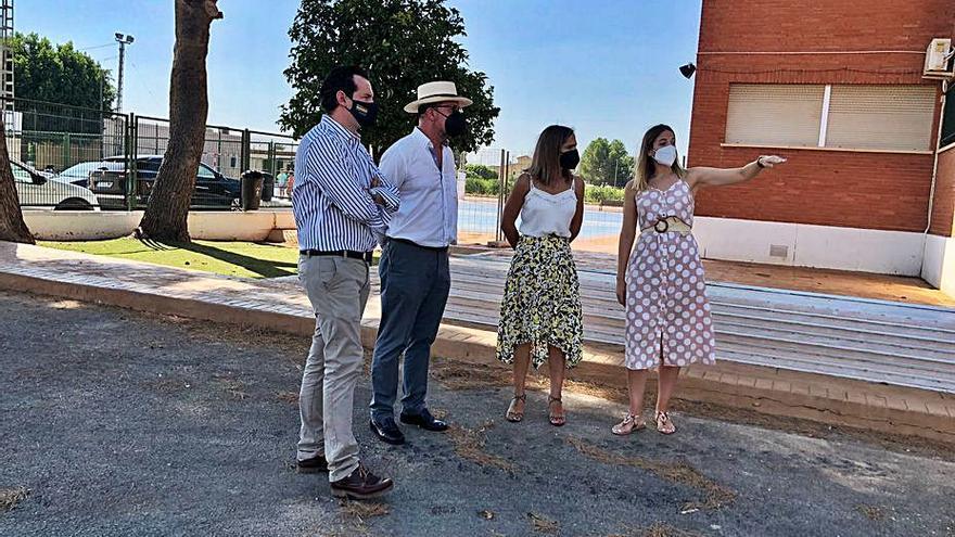 La Generalitat adeuda 64 facturas de las obras para colegios del Plan Edificant en Orihuela