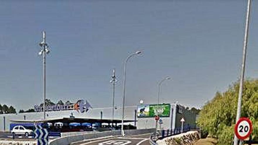 El Superior ratifica la legalidad del nuevo vial al Carrefour de Iñás
