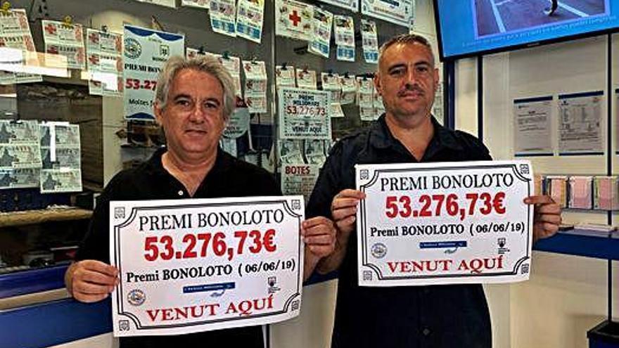 L'Anxova Milionària de l'Escala reparteix més de 53.000 euros