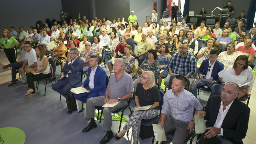 Alejandro Jorge reelegido presidente de Nueva Canarias Fuerteventura
