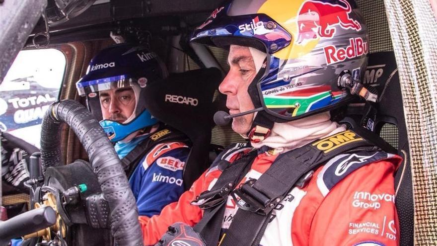 Alonso podría disputar el Dakar con Marc Coma de copiloto