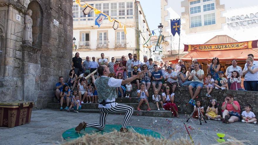 Betanzos progama un concierto especial Cidade de Betanzos en O Pasatempo