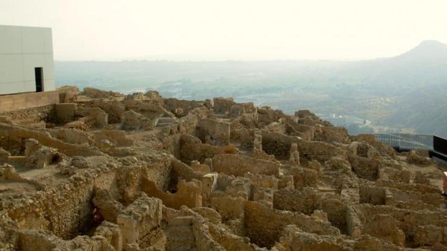 Medina Siyasa: Las ruinas de una ciudad andalusí protegidas por el paso del tiempo