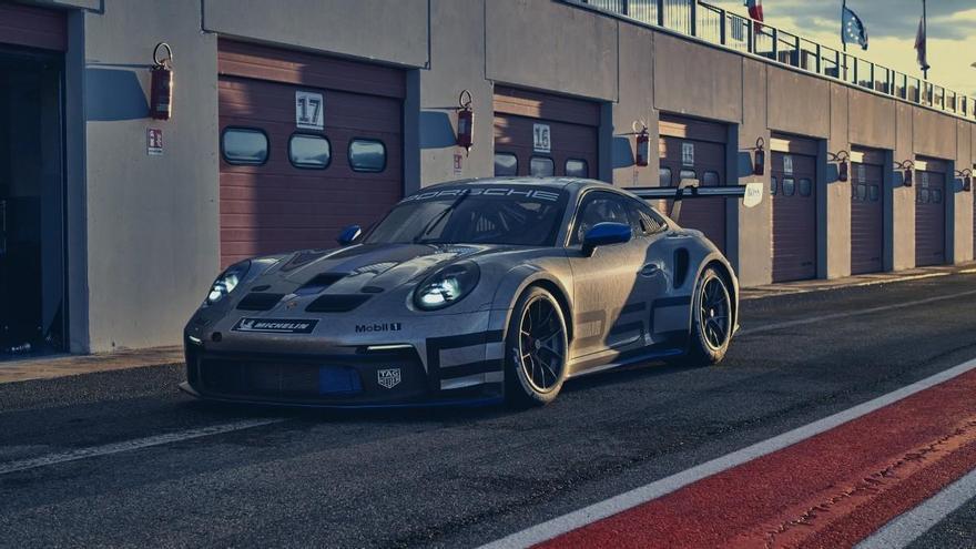 El Porsche 911 GT3 Cup está listo para saltar a la pista en 2021
